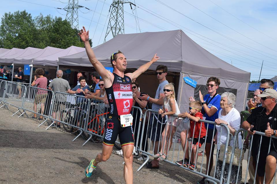 Simon De Cuyper BK sprint 2017