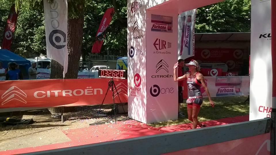 Sofie Goos opnieuw op podium in Rome, Cool 5de in Ijsland