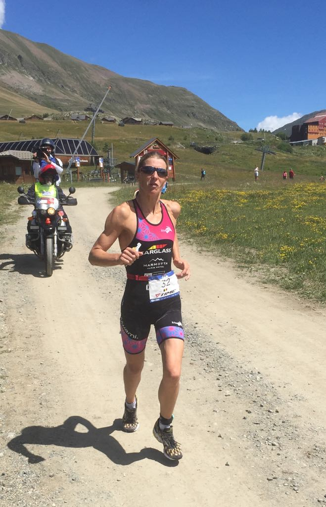 Tine Deckers Alpe d Huez Run 2017