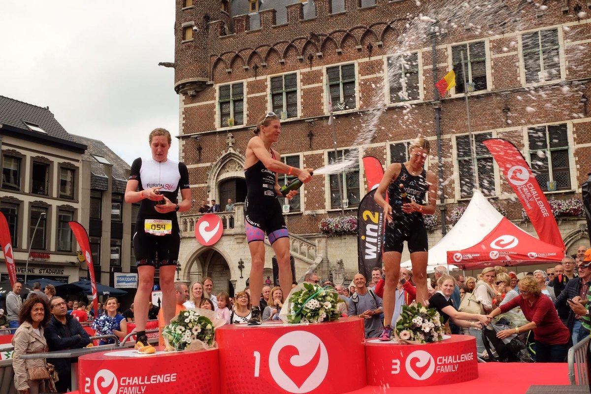 Tine Deckers wint Geraardsbergen