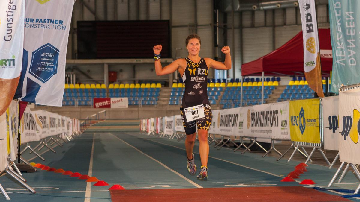 Amber Rombaut voor de 4de keer in Gent