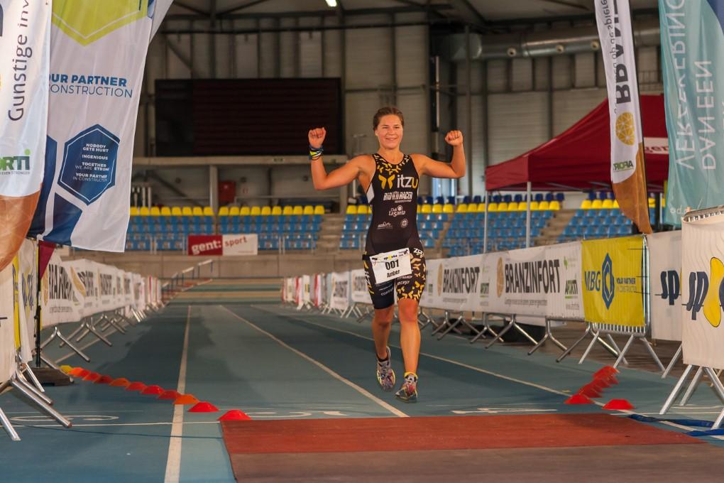 Amber Rombaut wint Mr T Gent 2017