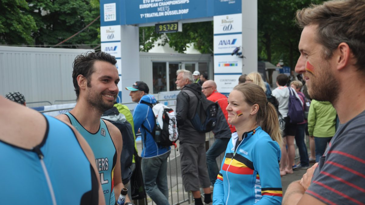 Belgium3Team met 147 triatleten naar WK in Rotterdam