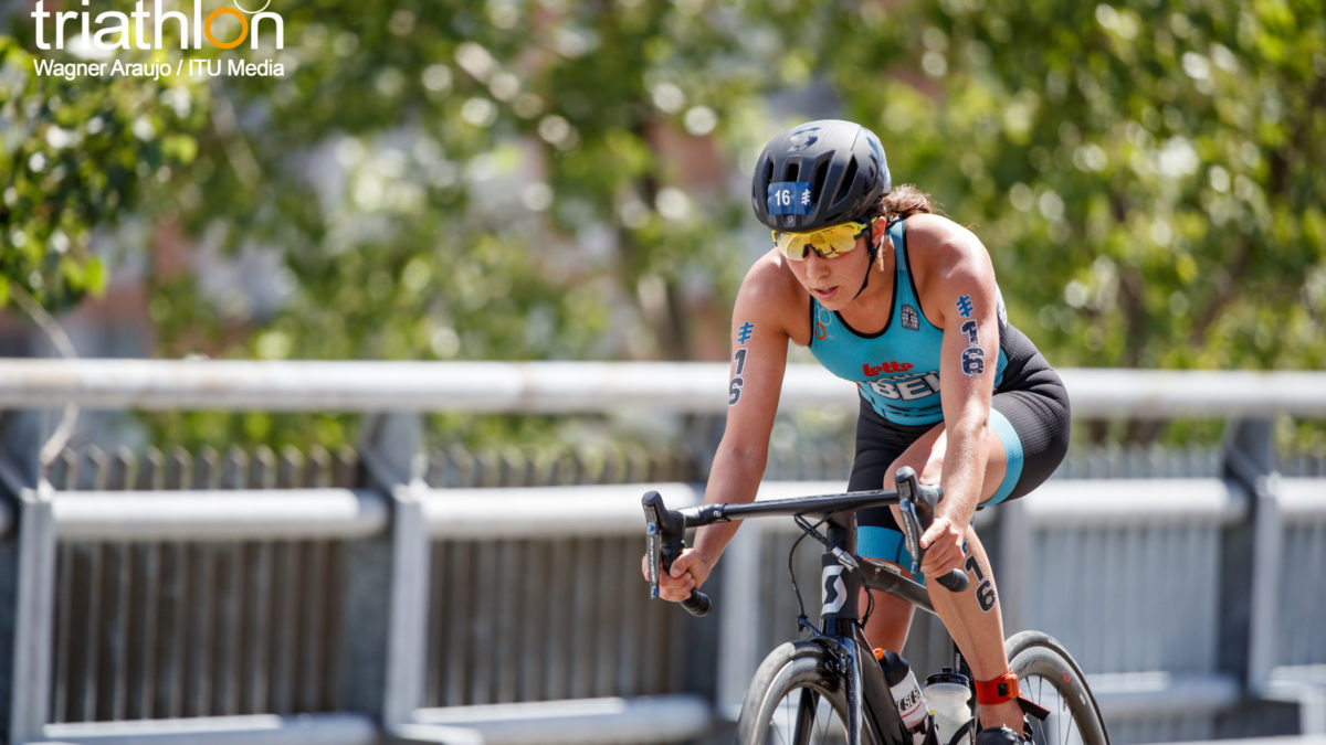 Claire Michel opnieuw in top-10 in WTS Stockholm