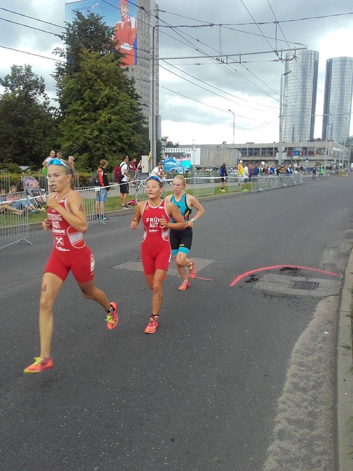 Kiara Lenaertz kopgroep Riga