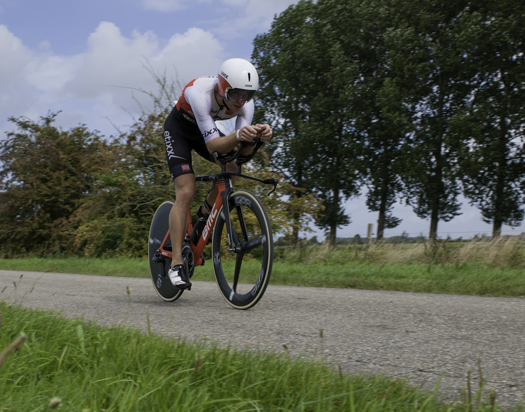 Bart Aernouts (foto: Mario Vanacker)