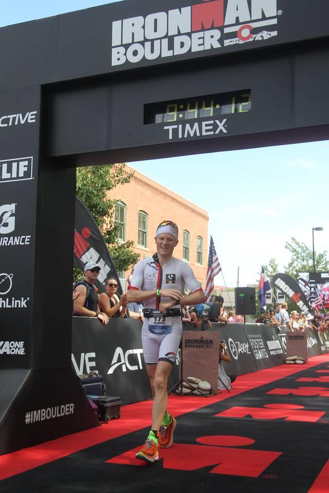 Olivier Cornelis Boulder finish