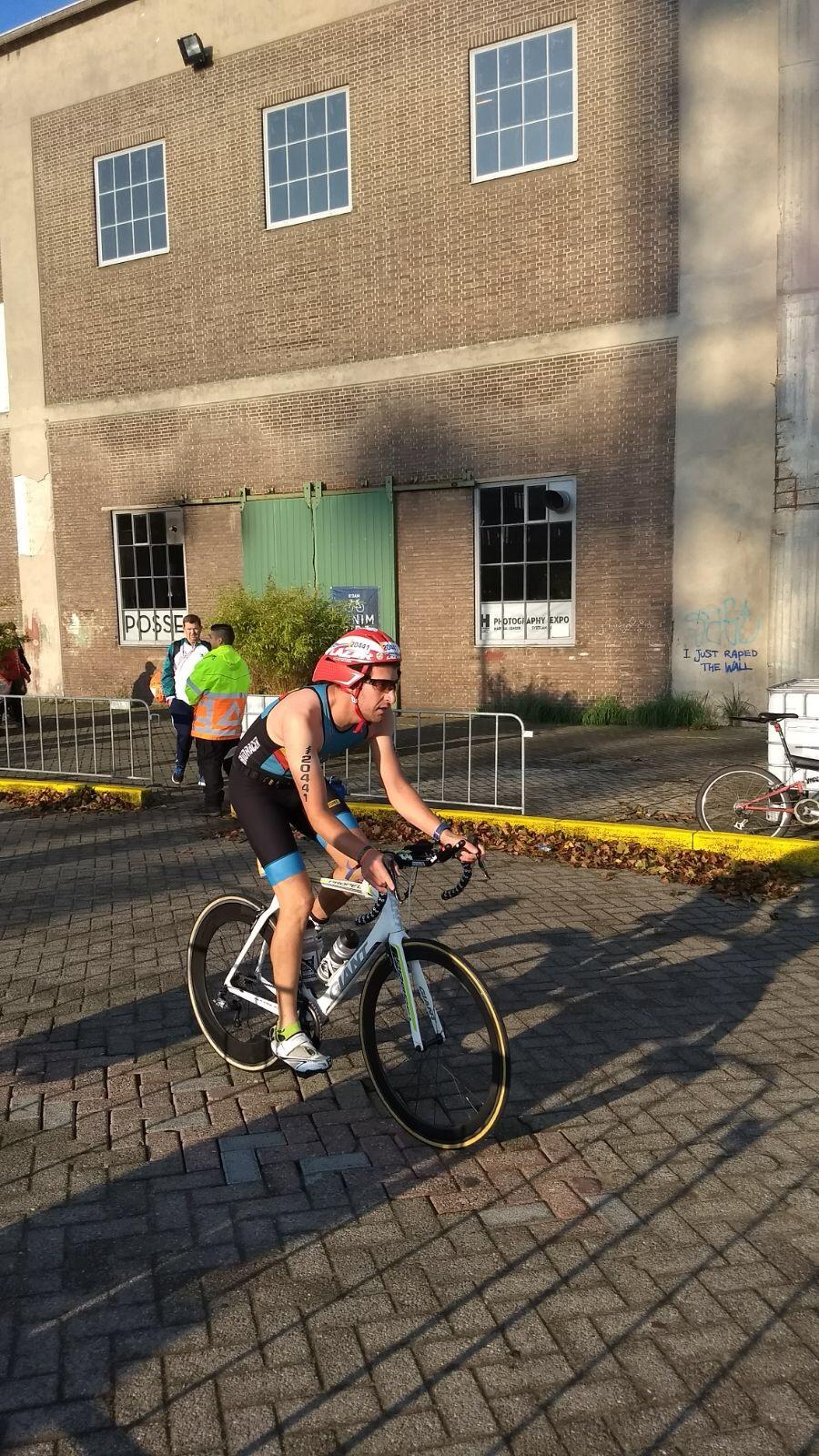 Rotterdam Frederik Van Dijck bike