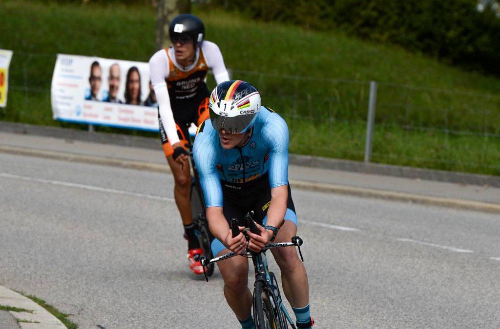 Seppe Odeyn vice-wereldkampioen in Zofingen