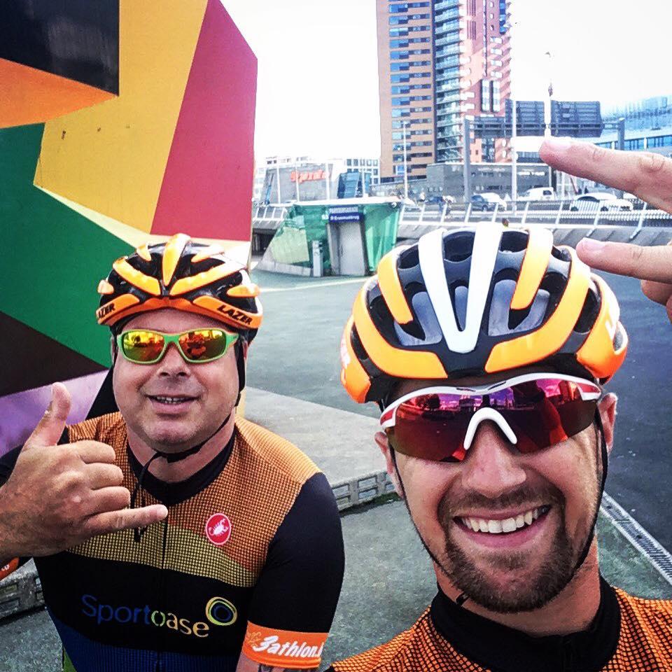 WK Rotterdam fietsverkenning 1