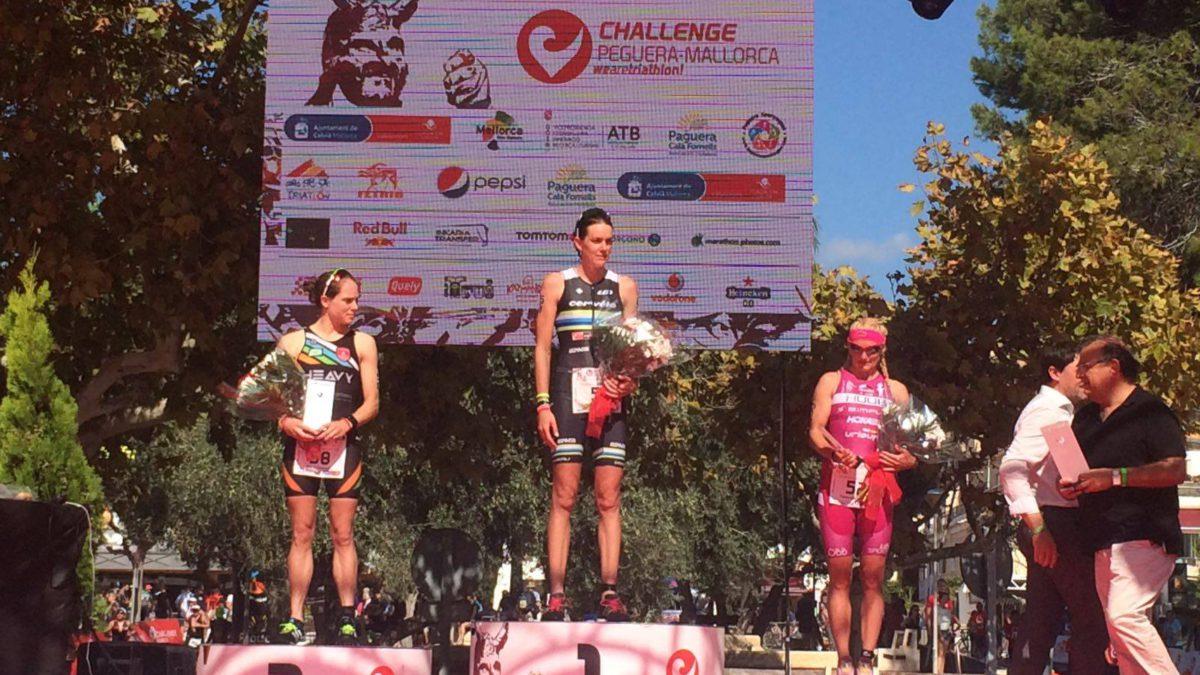 Verstuyft op podium in Challenge Mallorca