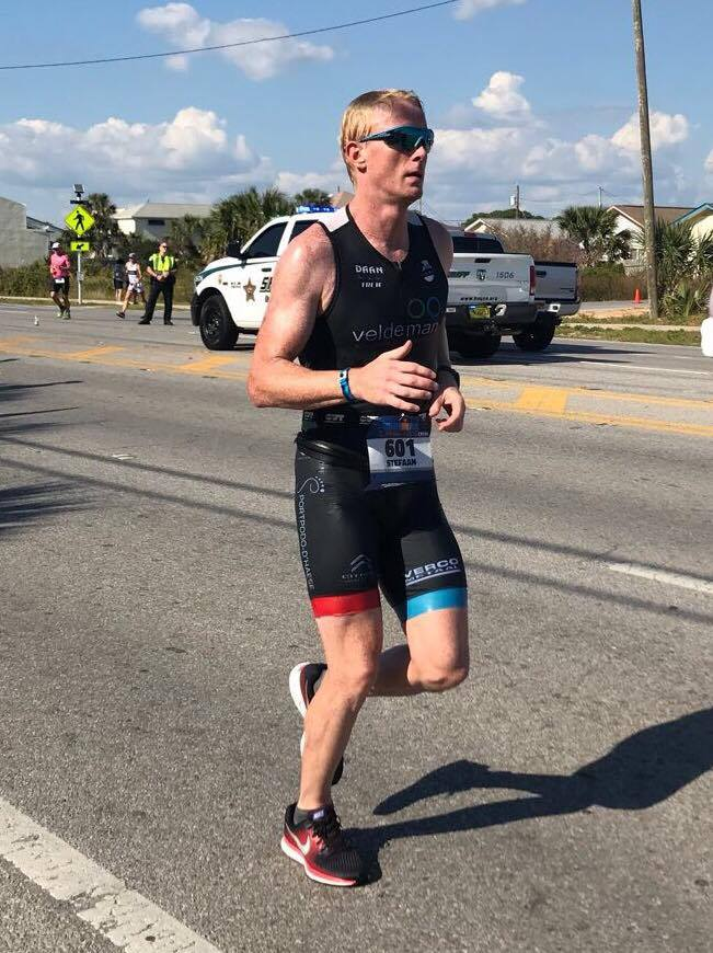 Stefaan Veldeman Florida 2018 run