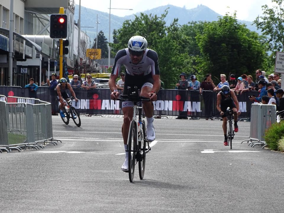 Lukas Bosmans Taupo 2017 bike