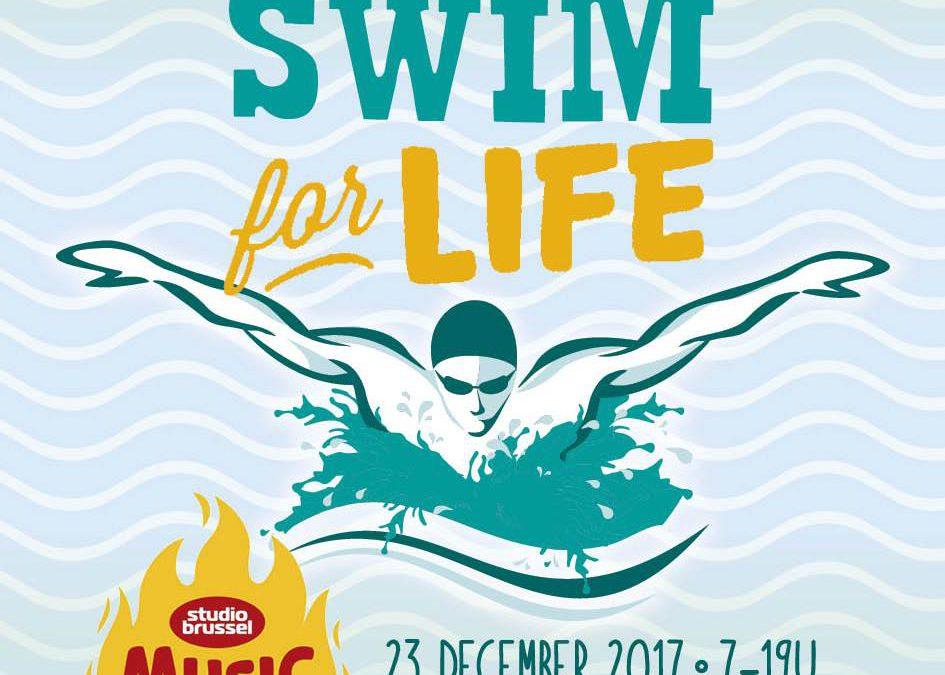 Triatleten zwemmen voor goede doel – sluit je aan