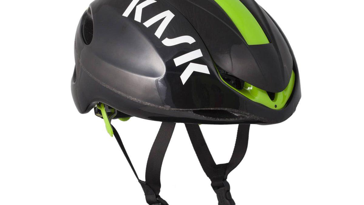 Aerohelm ook voor drafting triatlons – Kask Infinity