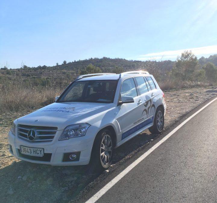 In de volgwagen van Vuelta Turistica – 3athlon.be goes Calpe 5