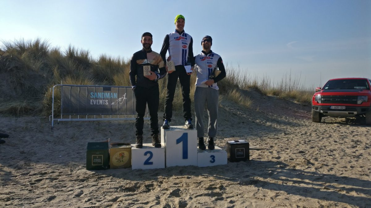 Spannende tweestrijd in Inferno cross duatlon