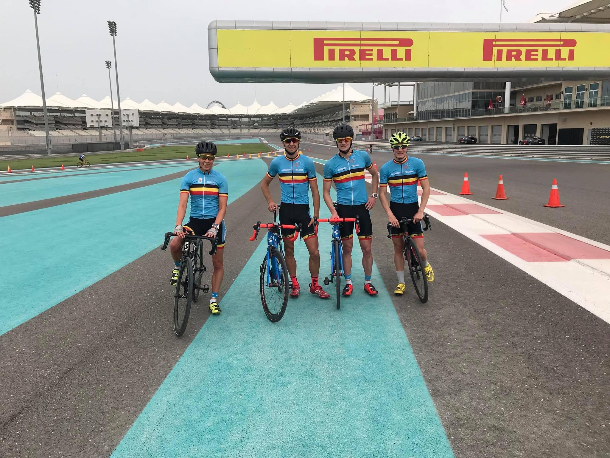Belgen Abu Dhabi