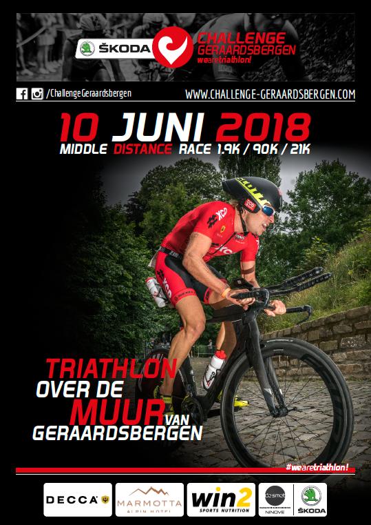 Skoda Challenge Geraardsbergen affiche