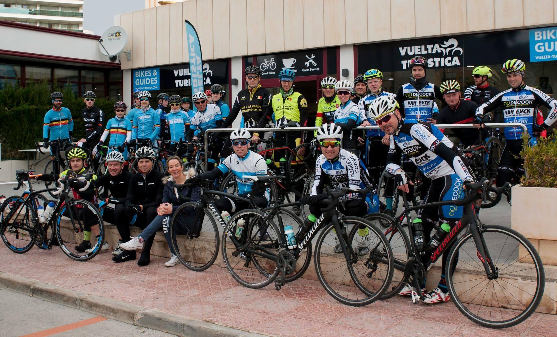 Vuelta Turistica 1