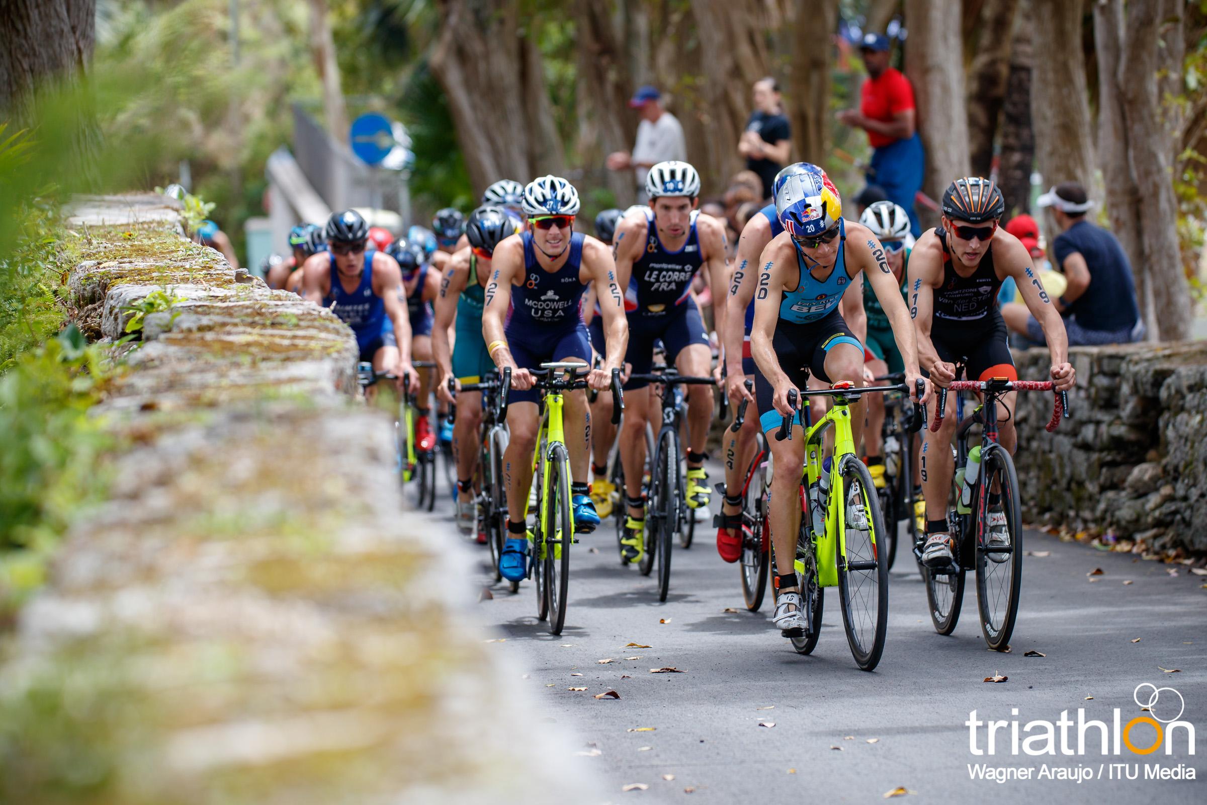 Marten Van Riel bike WTS Bermuda Wagner Araujo