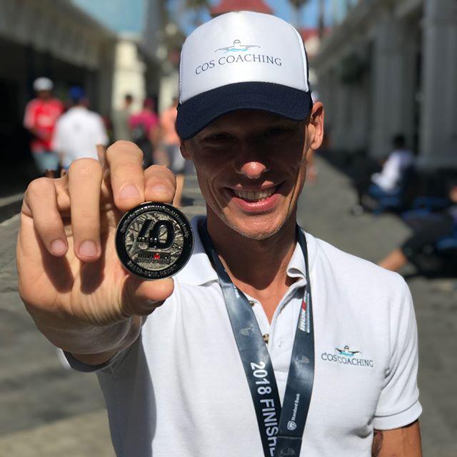 Wielrenner wordt triatleet en mag naar Hawaii