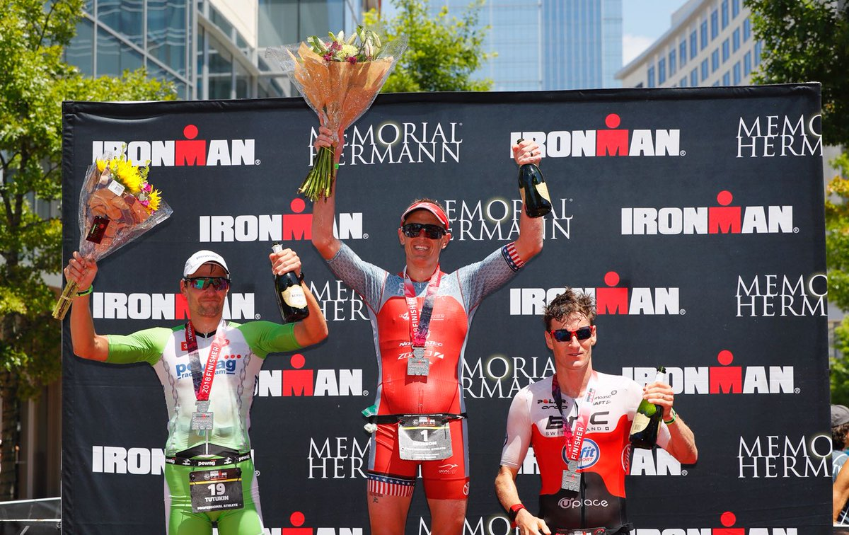Texas Ironman 2018