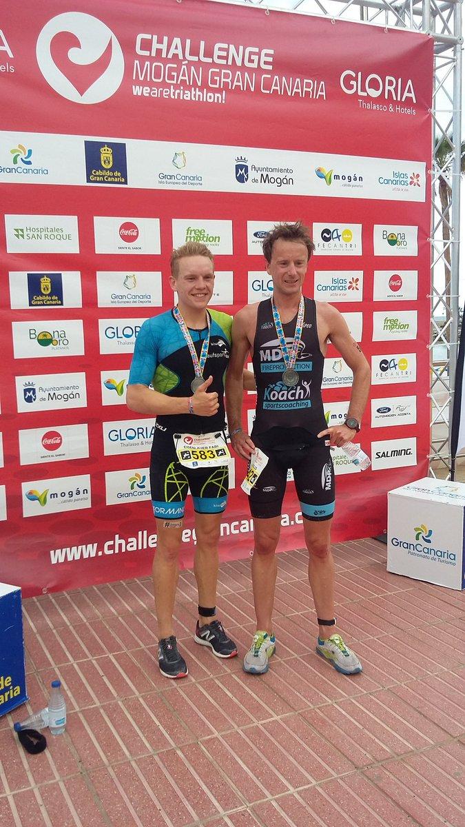 Tim Baelus Challenge GRan Canaria 2018