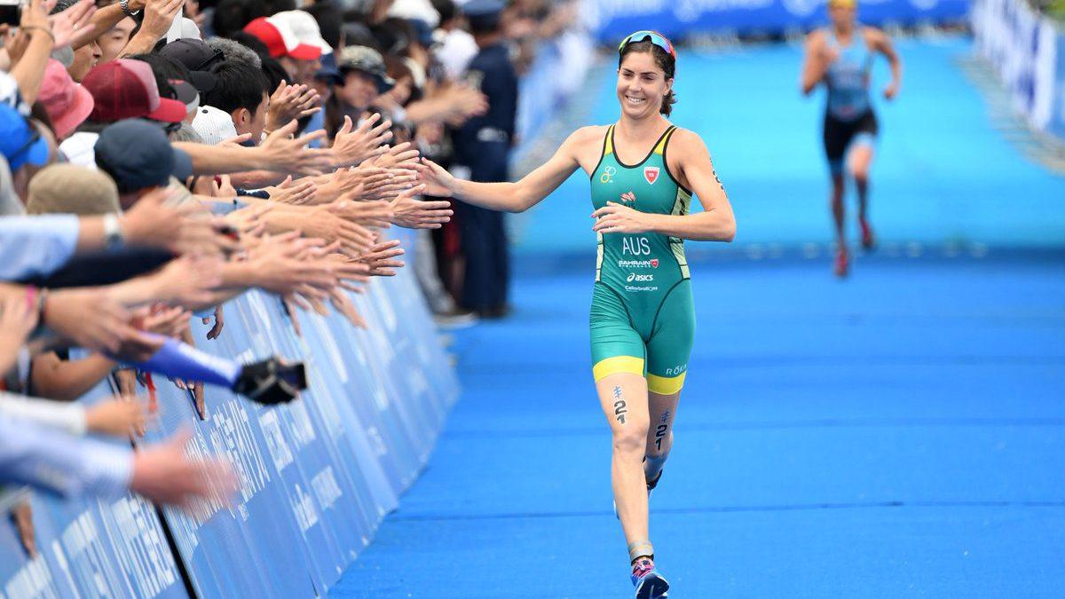 Claire Michel zet eerste stap naar Spelen met 5de plaats