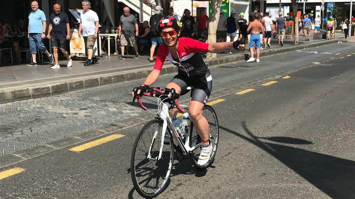 Ook Belgische vrouwen finishen IM Lanzarote
