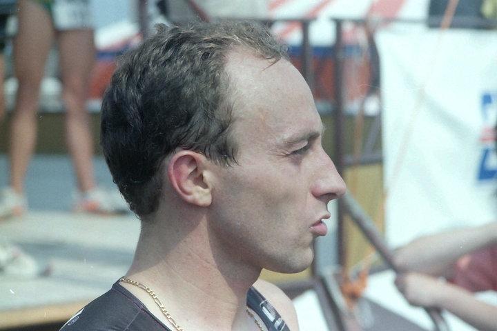 Ook triatlonwereld treurt om Erik Geboers