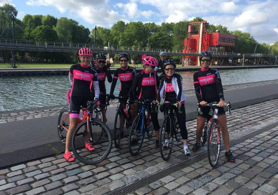 Onze Partner BAIK op Challenge Think Pink