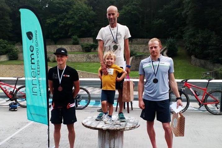 Tim Van Daele cross triatlon Charleroi