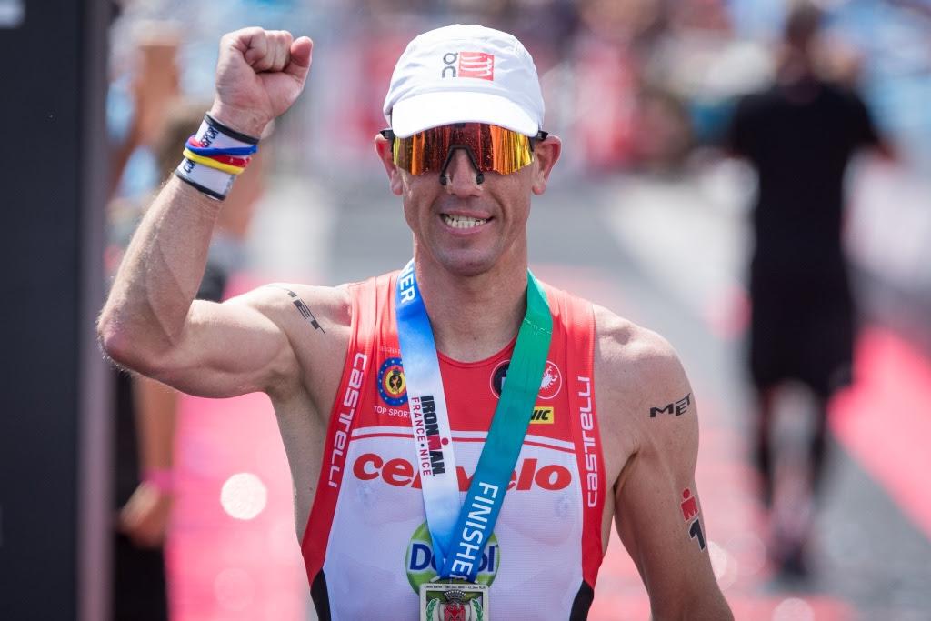 Frederik Van Lierde wint Nice (Foto: David Pintens)