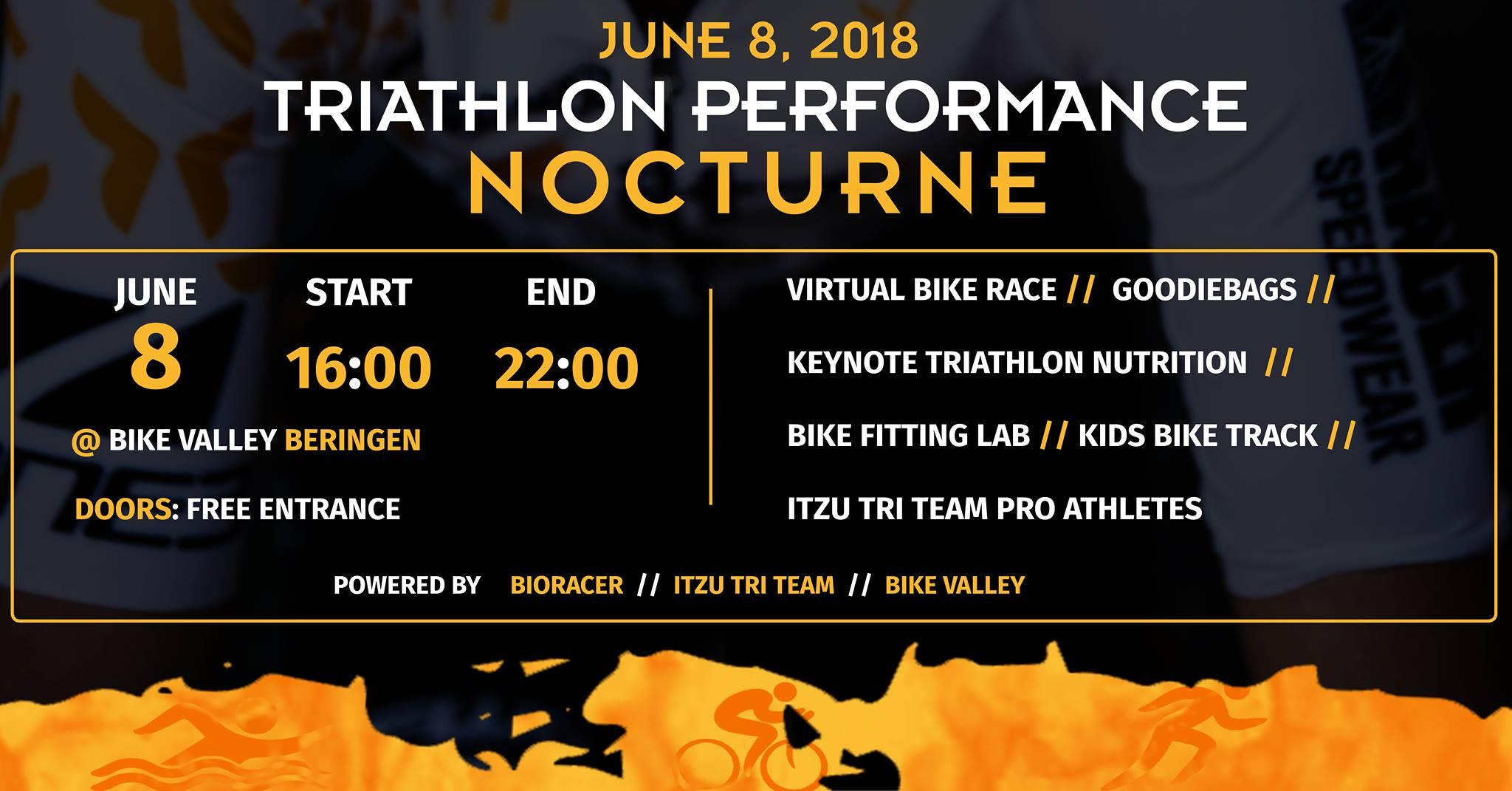 Itzu Triatlon Nocturne