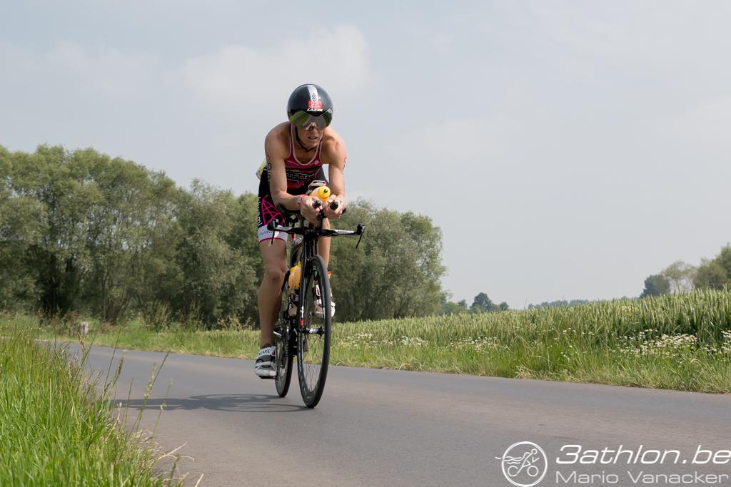 Tine Deckers Geraardsbergen 2018 bike