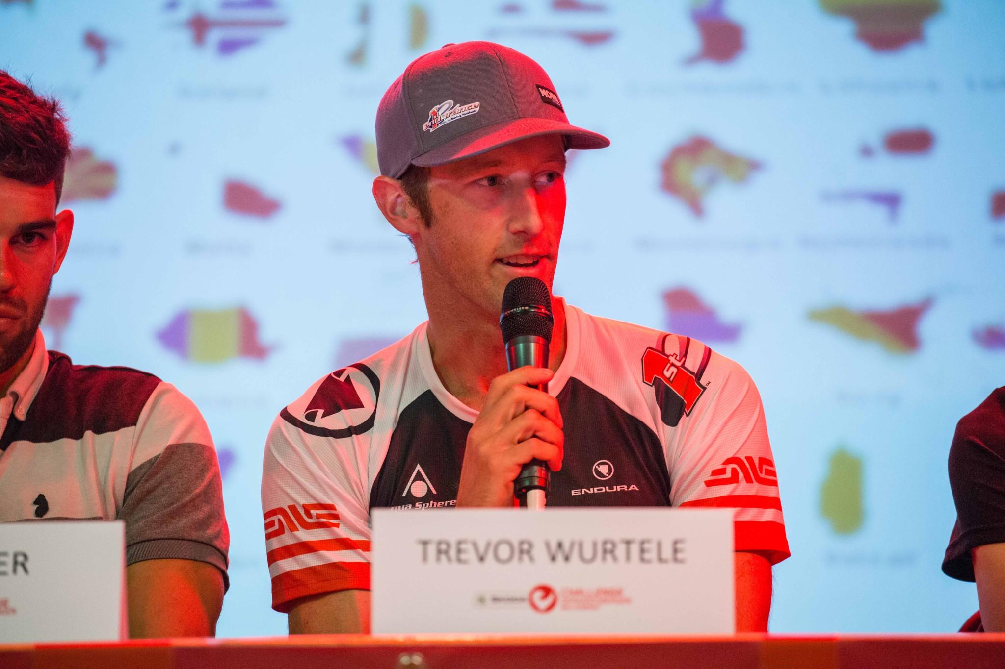 Trevor Wurtele Gbergen press