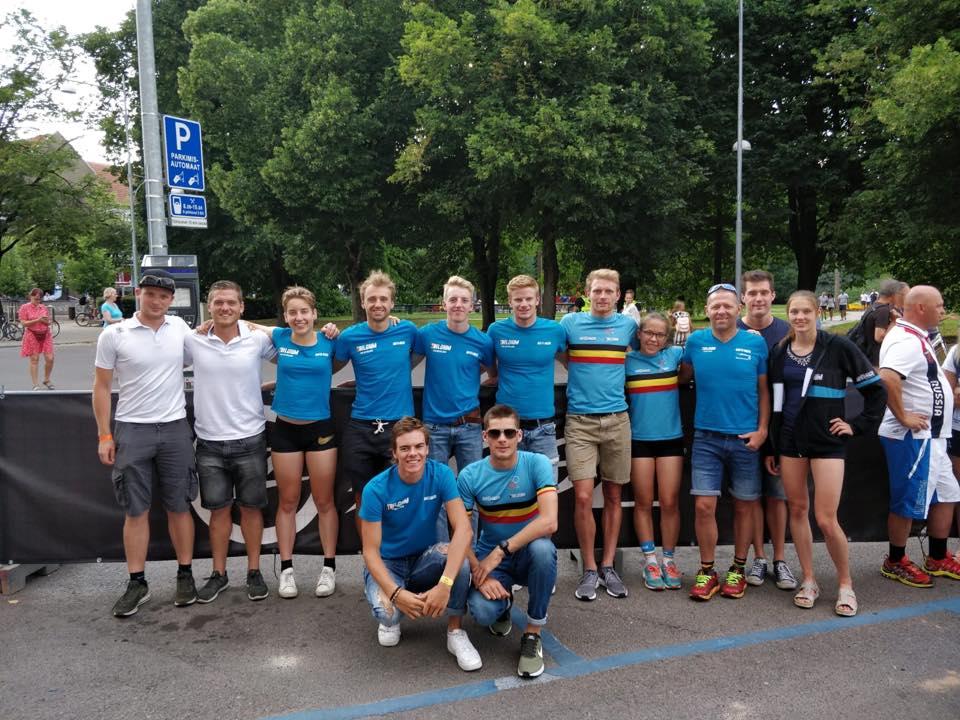 Belgie EK sprint Tartu