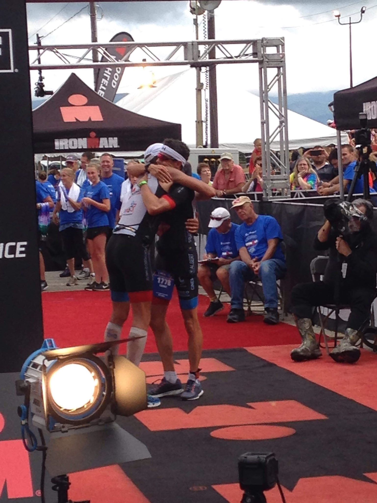 Finish Tom Cedric Lake Placid