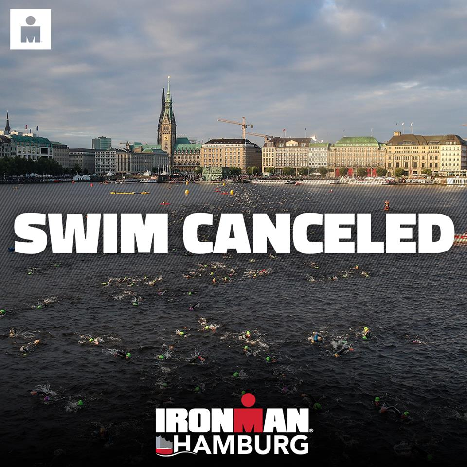 IM Hamburg swim canceled