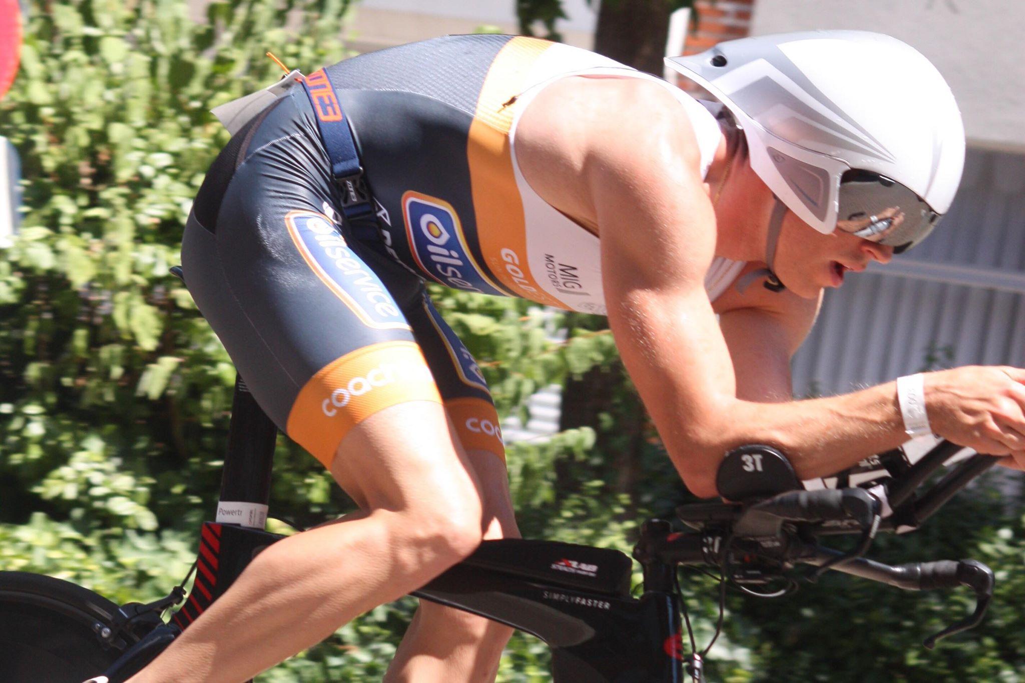Kjel De Hertog Aarschot bike