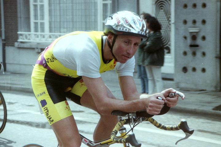 Oud triatlontopper Didier Volckaert overleden
