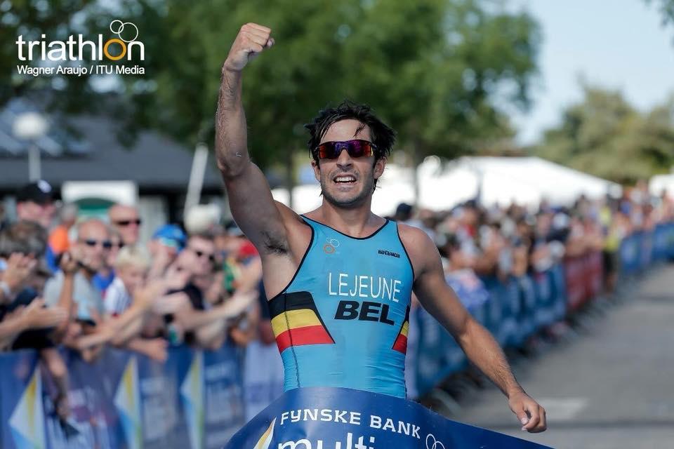 Emmanuel Lejeune wint goud in Denemarken (foto: ITU/ Wagner Araujo)