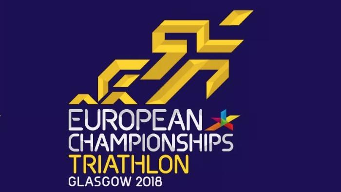 3 triatletes in actie op EK, Axel Zeebroek co-commentator