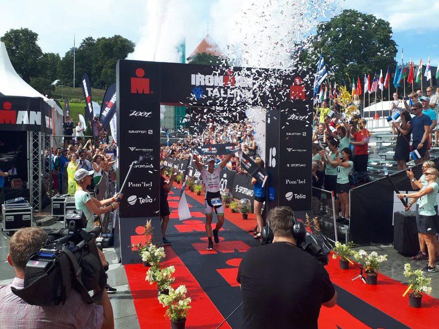Belgische triatleten net buiten top-10 in IM Tallinn