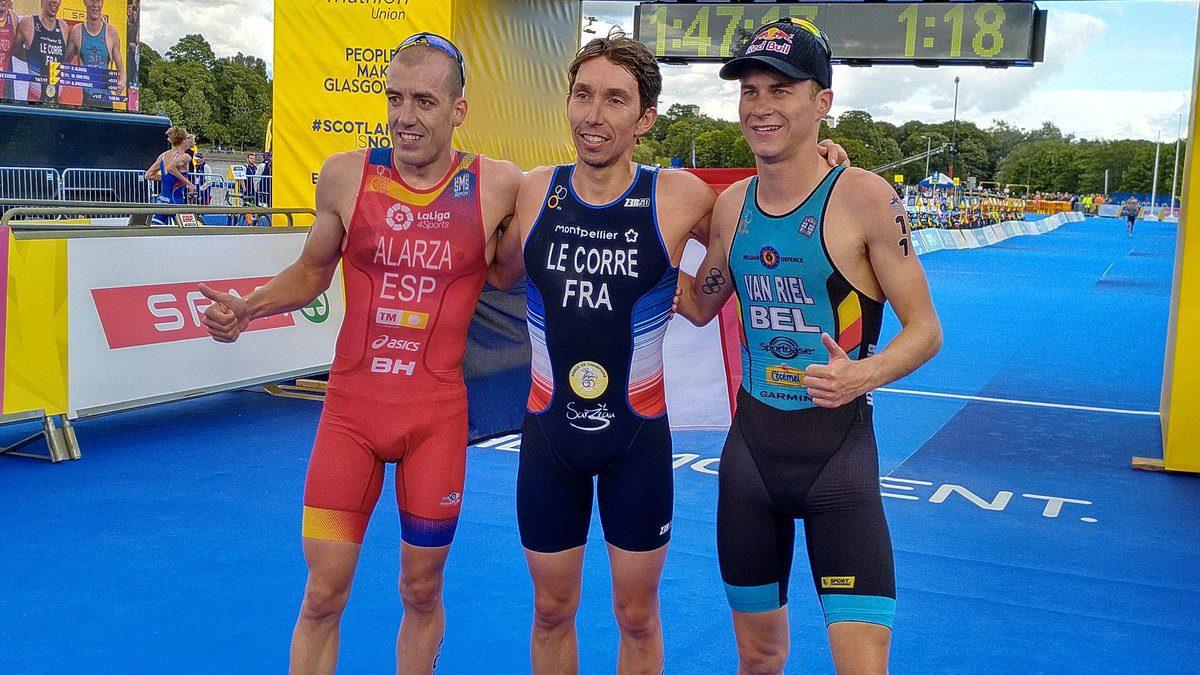 Bronzen medaille op EK voor Marten Van Riel