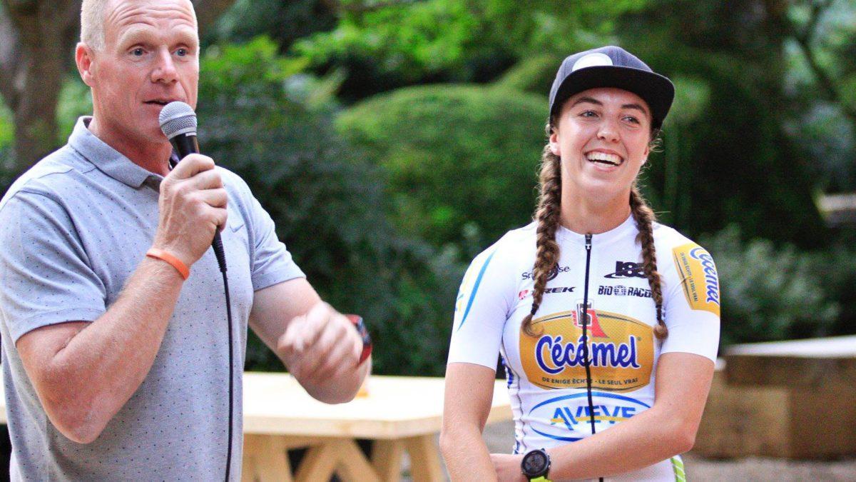 Winnares Sterke Peer wil wereldkampioene veldrijden worden