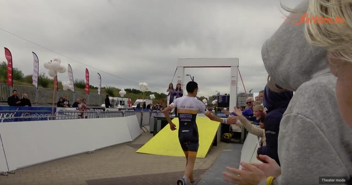 Halve van Knokke-Heist: de after race movie