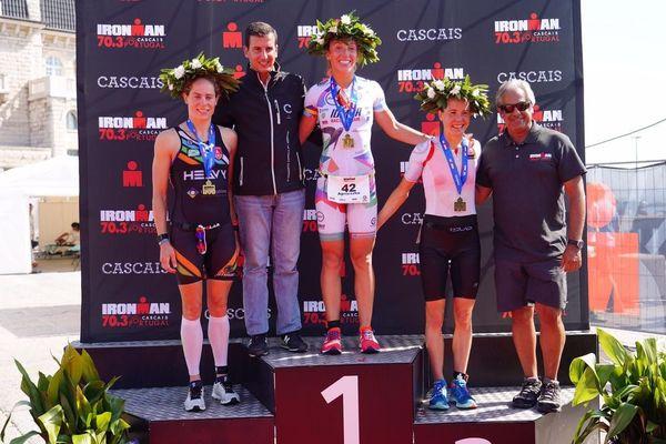 Nieuw Ironman podium voor Verstuyft, Alarza debuteert met winst in Portugal