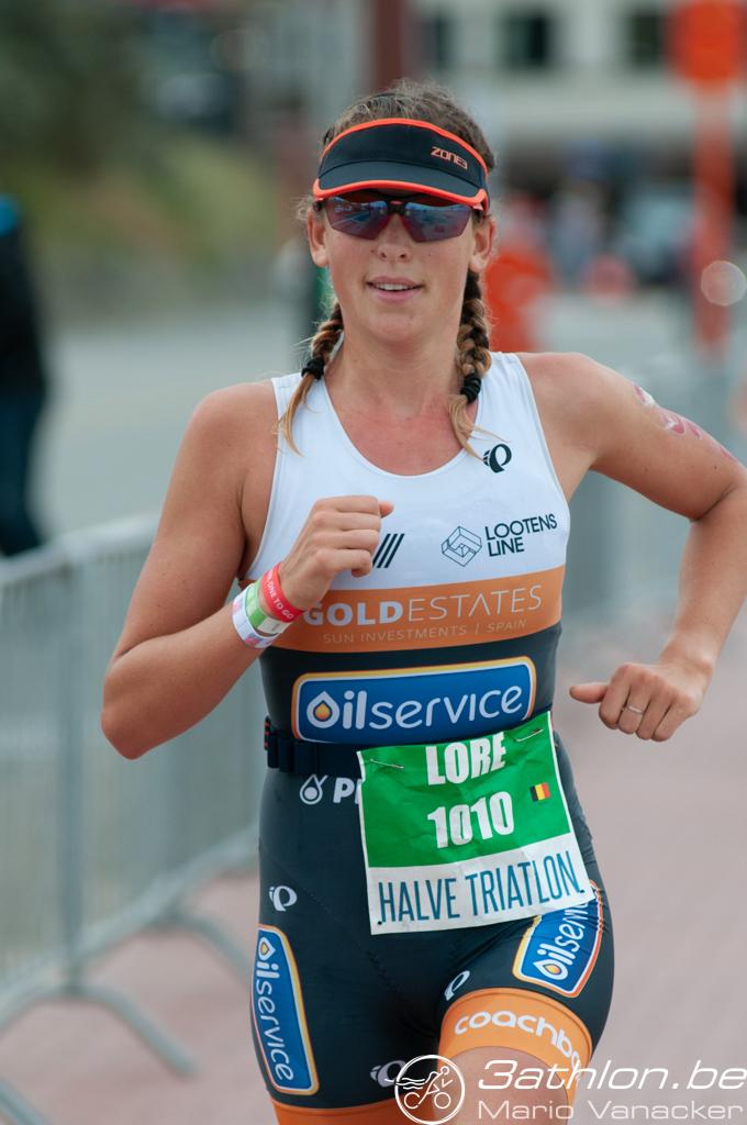 Lore Vanclooster (foto: 3athlon.be/Mario Vanacker)